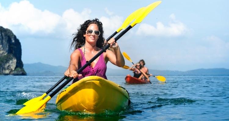comment faire kayak